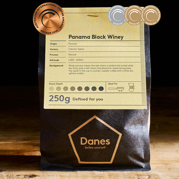 Panama Black Winey