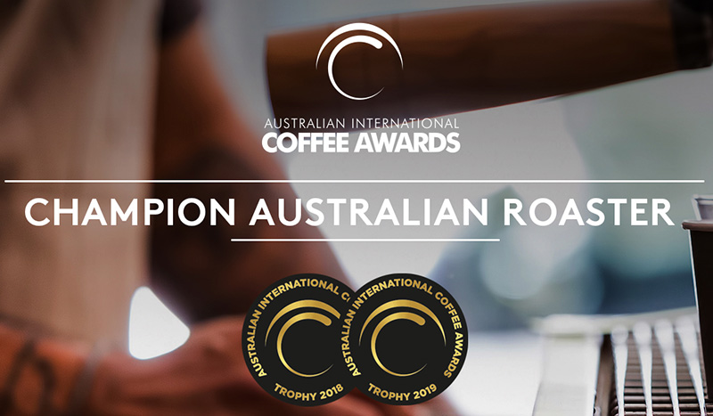 Danes Specialty Coffee Champion Roaster in Australia