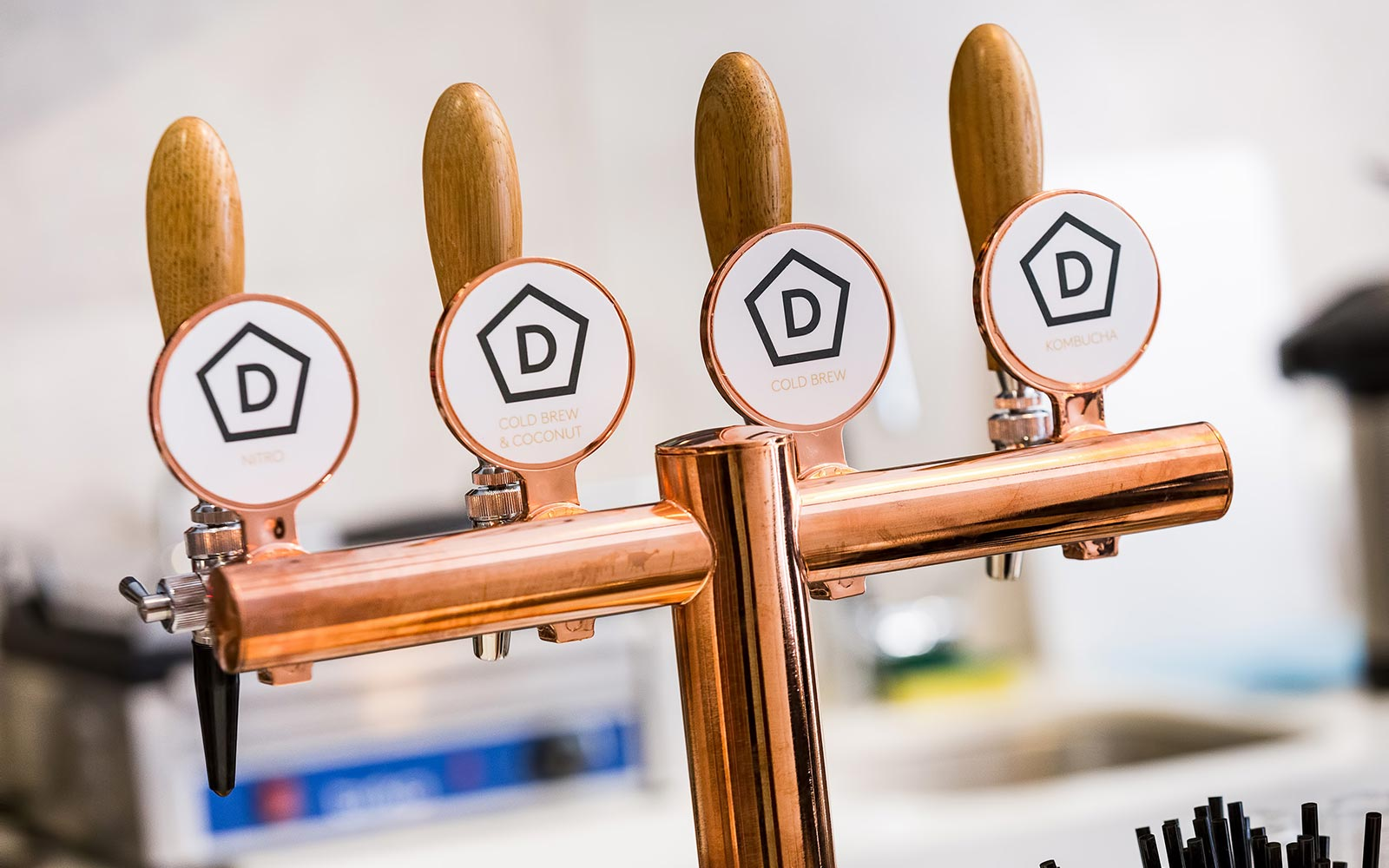 Danes Coffee on Tap